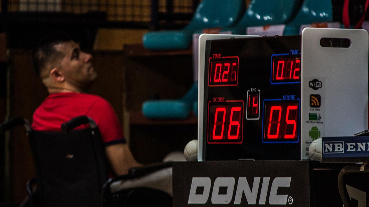 Electronic Scoreboard Guimarães