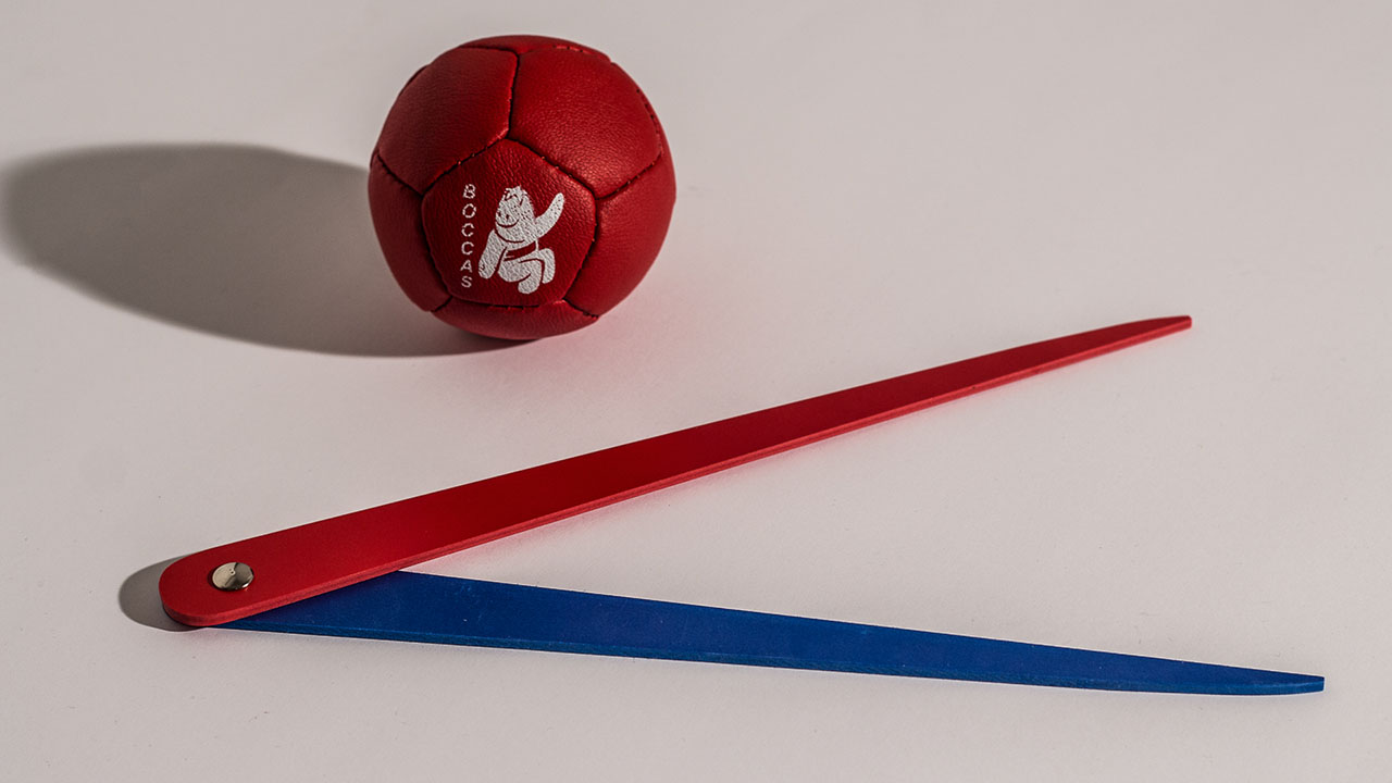 Boccas Referee Kit - Large Caliper